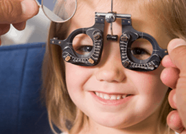 Pediatric<br>Eye Care
